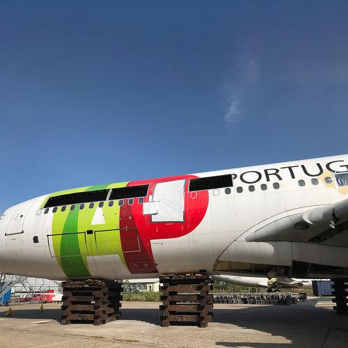 Aviationtag Aviationtag - Airbus A330 – CS-TOI - TAP Air Portugal (light green)