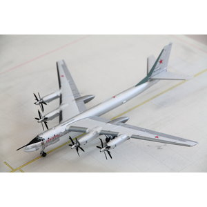 "Herpa 1:200 Russian Air Force ""Irkutsk"" Tupolev TU95MS"