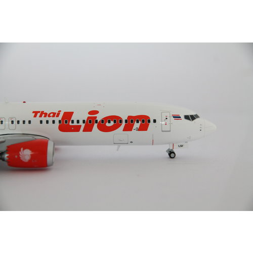 Gemini Jets 1:200 Thai Lion Air B737-MAX 9
