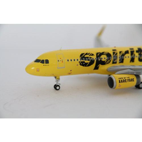 Gemini Jets 1:200 Spirit Airlines A320