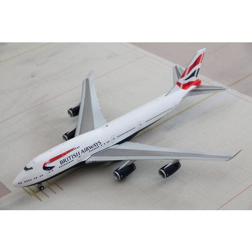 Gemini Jets 1:200 British Airways B747-400