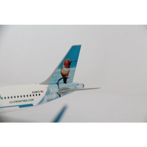 "Gemini Jets 1:200 Frontier Airlines ""Hummingbird"" A320neo"