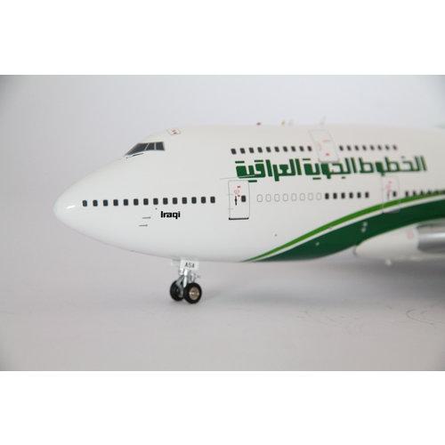 Inflight 1:200 Iraqi Airways B747-400