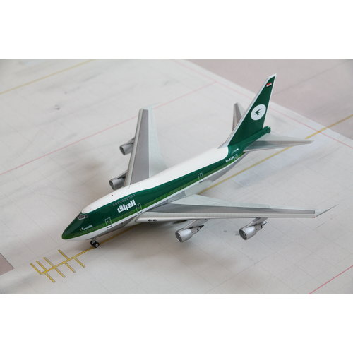 Inflight 1:200 Iraqi Government B747SP