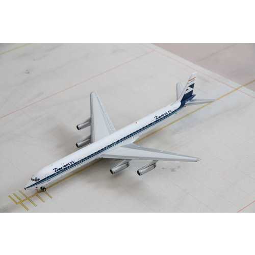 Inflight 1:200 Aviaco DC-8-63