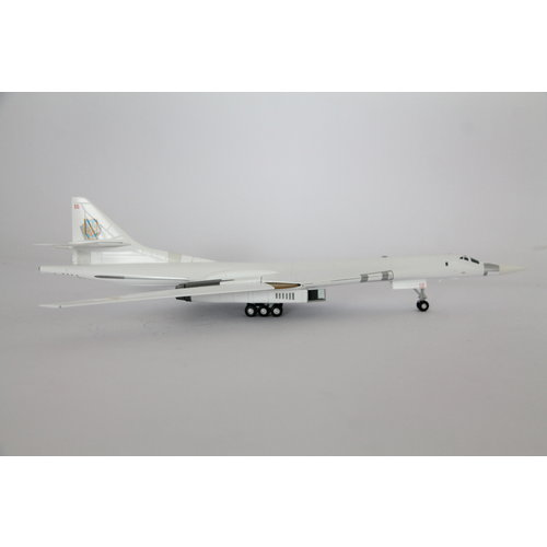 Herpa 1:200 Ukrainian Air Force TU160, Blackjack/White Swan