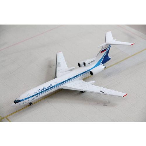 Herpa 1:200 Siberia Airlines Tupolev Tu-154M