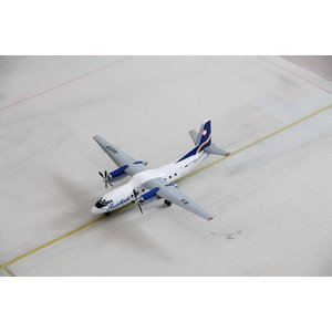 Herpa 1:200 Yakutia Airlines An-24RV
