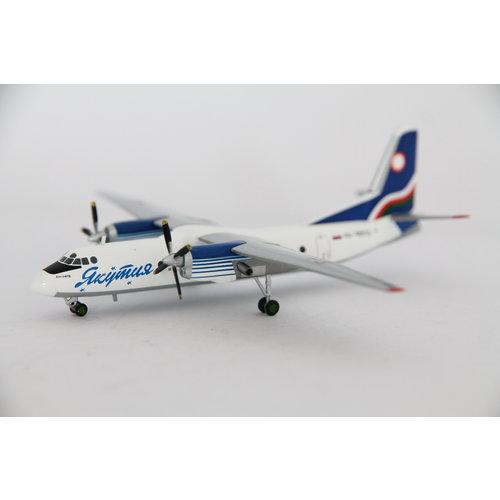 Herpa 1:200 Yakutia Airlines An-24RV