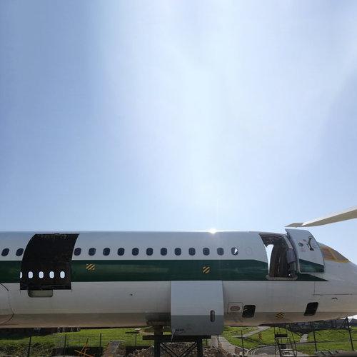 Aviationtag Aviationtag - Airbus A321 – I-BIXN - Alitalia (white)