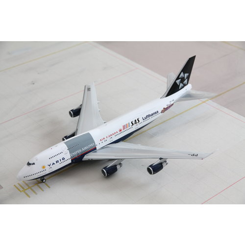 "Inflight 1:200 Varig ""Star Alliance""  B747-300"