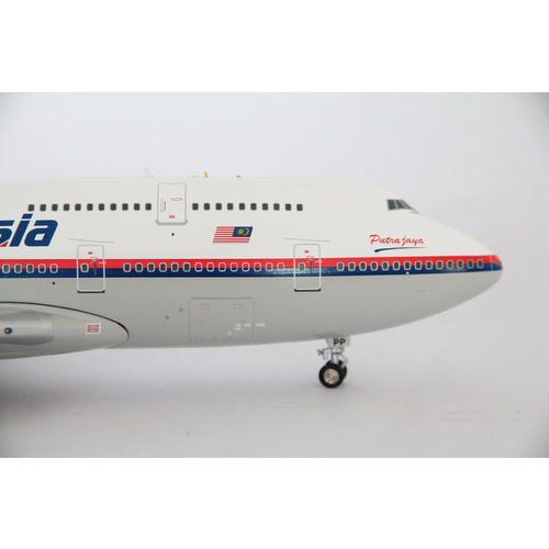 Inflight 1:200 Malaysia Airlines B747-400