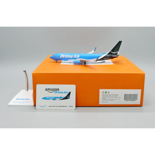 JC Wings 1:200 Prime Air B737-800BCF