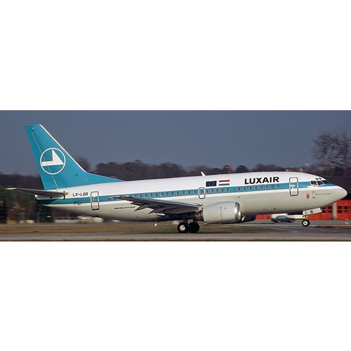JC Wings 1:200 Luxair B737-500