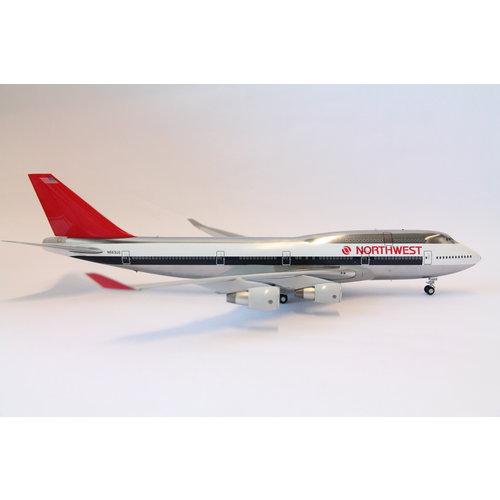 Gemini Jets 1:200  Northwest Airlines Boeing 747-400