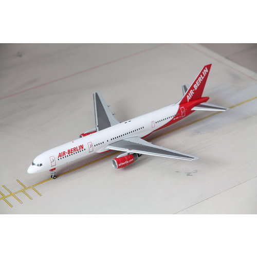JC Wings 1:200 Air Berlin  B757-200