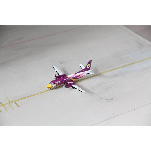 """Herpa 1:200 NOK air """"Purple"""" Saab 340"""