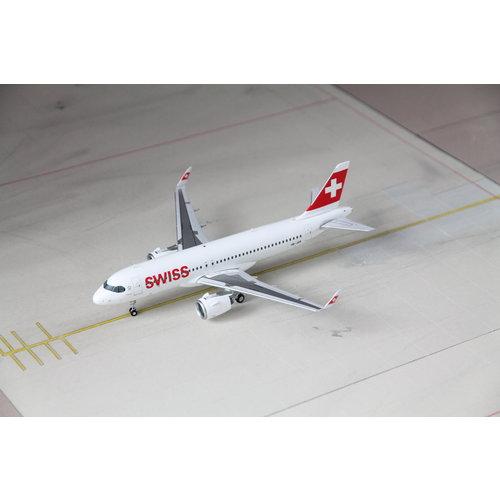 JC Wings 1:200 Swiss A320NEO