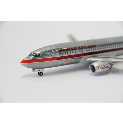 """JC Wings 1:200 Boeing Company """"Farnborough Air Show 1984"""" B737-300"""