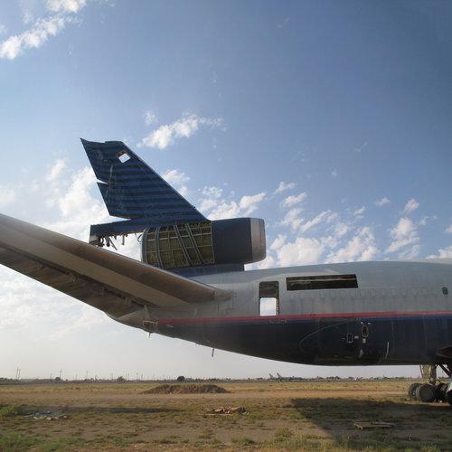 Aviationtag Aviationtag - McDonnell Douglas DC-10  – N326FE - United Cargo (blue)