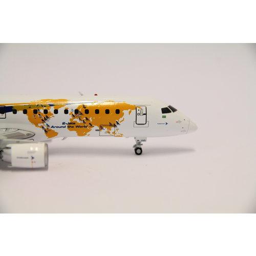 JC Wings 1:200 Embraer House Color ERJ190