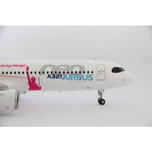 JC Wings 1:200 Airbus House Color A321neoLR