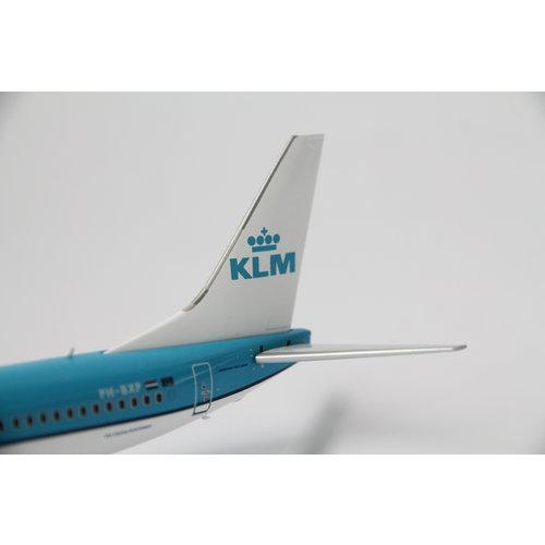 """Gemini Jets 1:200 KLM """"100 Years Anniversary"""" B737-900 - Flaps Down"""