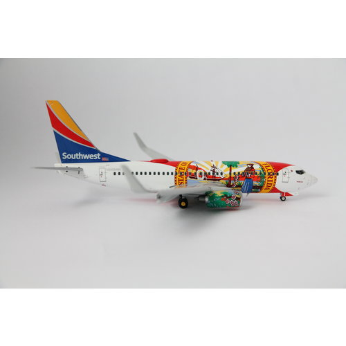 """Gemini Jets 1:200 Southwest Airlines """"Florida One"""" B737-700  - Flaps Down"""