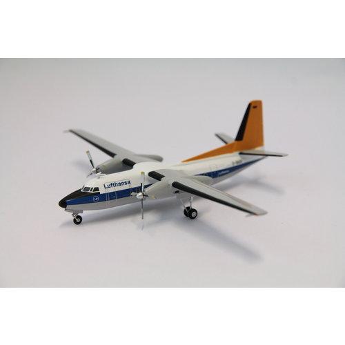 Herpa 1:200 Lufthansa Fokker F-27