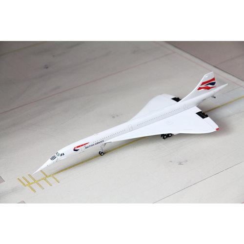 Gemini Jets 1:200 British Airways Concorde