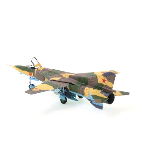 Hobby Master 1:72 MIG-23MS Red 49, 4477th Test and Evaluation Sqn., Tonopah Test Range Airfield, USAF, 1980s