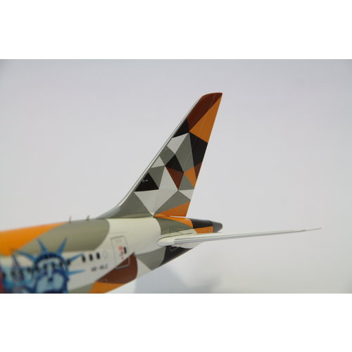 "JC Wings 1:200 Etihad ""Choose the USA"" B787-9"