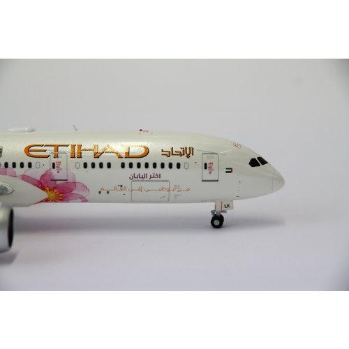 """JC Wings 1:200 Etihad """"Choose Japan"""" B787-9"""
