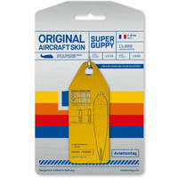 Aviationtag - 377SGT 'Super Guppy' – F-BTGV - Aero Spacelines Super Guppy Turbines - Yellow