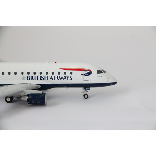 Gemini Jets 1:200 British Airways Embraer 170