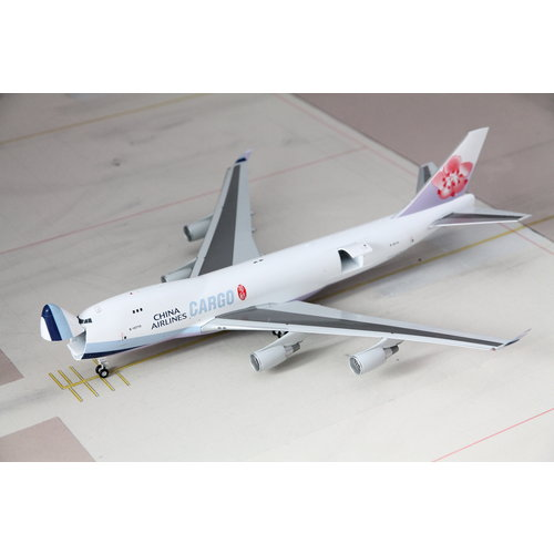 Gemini Jets 1:200  China Airlines Boeing 747-400F - Interactive