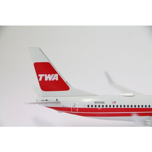 "Gemini Jets 1:200 American Airlines ""TWA Heritage"" B737-800"