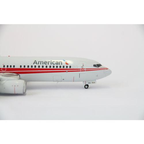 "Gemini Jets 1:200 American Airlines ""TWA Heritage"" B737-800 - Flaps Down"