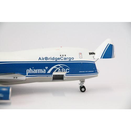 Gemini Jets 1:200 Air Bridge Cargo B747-400F - Interactive