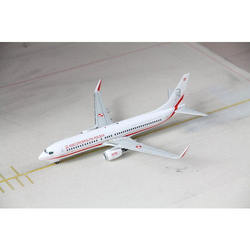 JC Wings 1:200 Polish Air Force B737-800