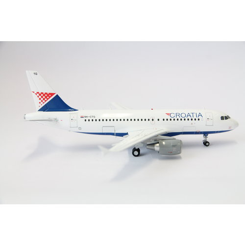 JC Wings 1:200 Croatia Airlines A319