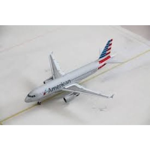 Gemini Jets 1:200 American Airlines Airbus A320