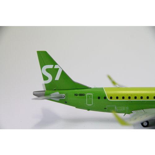 Gemini Jets 1:200 S7 Airlines Embraer ERJ170