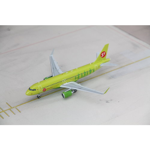 Gemini Jets 1:200 S7 Airlines Airbus A320-200S