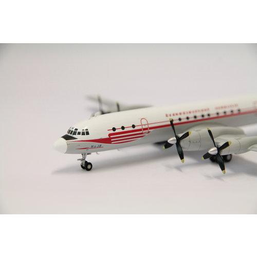 Herpa 1:200 CSA Czechoslovak Airlines Ilyushin IL-18
