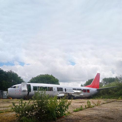 Aviationtag Aviationtag - Boeing 737 - G-CELH (silver)