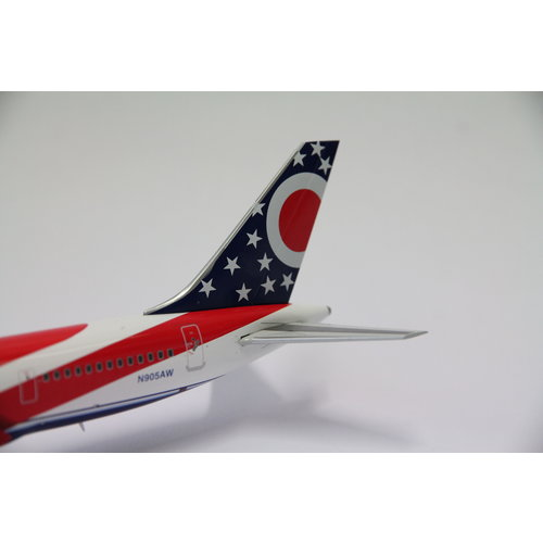 """Gemini Jets 1:200 America West Airlines """"Ohio"""" B757-200"""