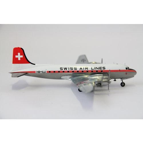 Herpa 1:200 Swiss Air Lines Douglas DC-4