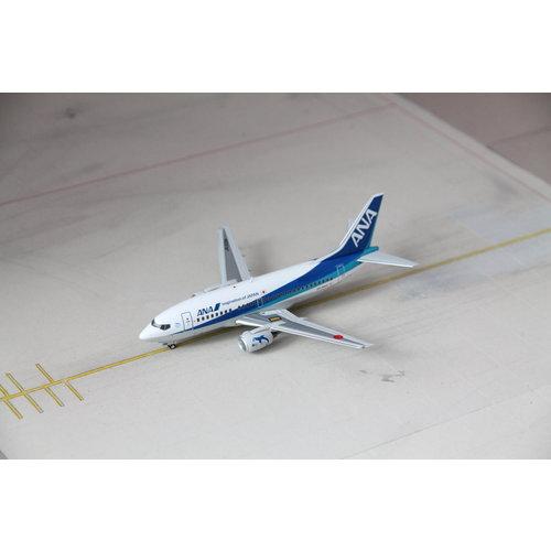 "JC Wings 1:200 ANA B737-500  ""Farewell"""