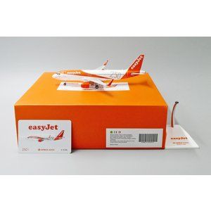 """JC Wings 1:200 Easyjet  """"250th Airbus"""" A320"""